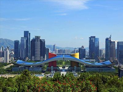 深圳市政府及行政服务大厅